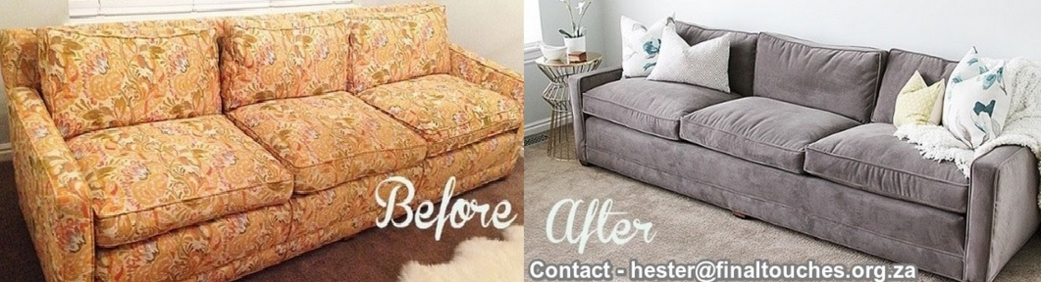 www.finaltouches.org.za-upholstery-couch before & after